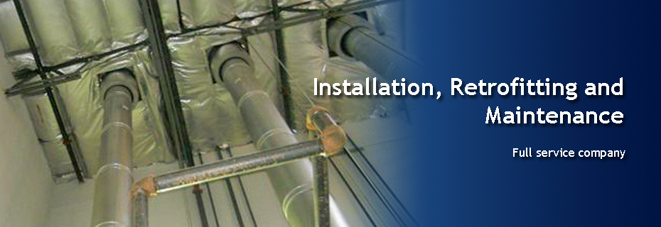 installation and retrofitting